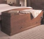 31-MD-00370 - Shaker Style Blanket Chest Woodworking Plan