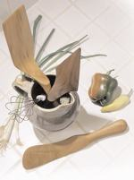 31-MD-00400 - Bandsawn Kitchen Utensils Woodworking Plan