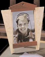 Art Deco Style Photo Frame Woodworking Plan