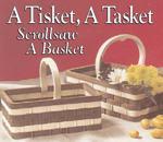 Scrollsawn Basket Downloadable Woodworking Plan PDF, scroll saw,baskets,woven,downloadable PDF,patterns,scrollsaw,scrollsawn,woodworking plans,woodworkers projects,blueprints,WOODmagazine,WOODStore