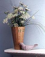 Staved Vase Woodworking Plan