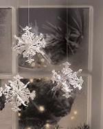 Snowflakes Woodworking Plan