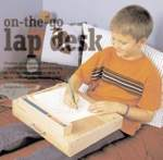 31-MD-00436 - On The Go Lap Desk Woodworking Plan