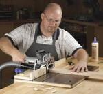 Biscuit Joiner Jig Woodworking Plan