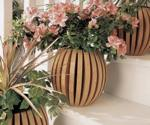 31-MD-00465 - Shapely Planter Pot Woodworking Plan