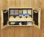 Sandpaper Cabinet Woodworking Plan