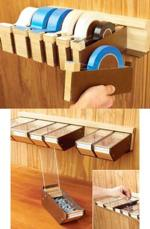 31-MD-00472 - Hardware Bins and Tape Storage Woodworking Plan