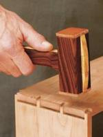 Dead Blow Mallet Woodworking Plan