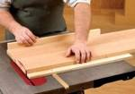 Straight Tracking Crosscut Sled Woodworking Plan
