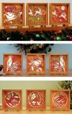 See Through Copper Art Woodworking Plan