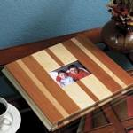 Photo Album or Scrapbook Cover Woodworking Plan