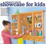 31-MD-00490 - Showcase for Kids Woodworking Plan