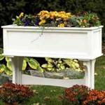 31-MD-00503 - Freestanding Planter Box Woodworking Plan.