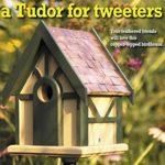Tudor for Tweeters Birdhouse Woodworking Plan