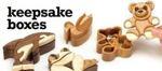 Keepsake Intarsia Boxes Woodworking Plan