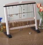 A Gem of a Jewelry Stand Woodworking Plan