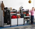 All-In-Order Storage Bins Woodworking Plan