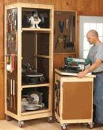 Bench Tool System Woodworking Plan.