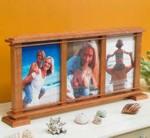 Three Window Photo Frame Woodworking Plan