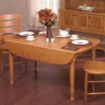 31-MD-00570 - Drop Leaf Table Woodworking Plan