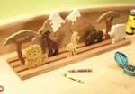 31-MD-00587 - Safari Puzzle Woodworking Plan