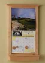 calendar keeper frame downloadable woodworking plan pdf calendarswall mountedframesdownloadable