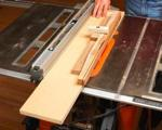 Super Simple Tapering Jig Woodworking Plan