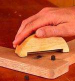 Handheld Plug Trimming Jig Woodworking Plan