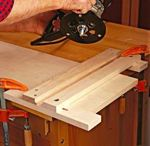fee plans woodworking resource from WoodworkersWorkshop Online Store - dado jig,router jig,workshop,downloadable PDF,patterns,woodworking plans,woodworkers projects,blueprints,WOODmagazine,WOODStore