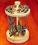 Easy Access Drill Bit Carousel Woodworking Plan