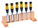 Customized Chisel Rack Downloadable Woodworking Plan PDF, racks,chisel racks,storage,downloadable PDF,patterns,organizers,workshops,woodworking plans,woodworkers projects,blueprints,WOODmagazine,WOODStore