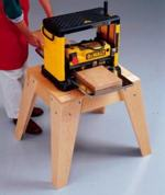 Leg Stand for Stationary Tools Woodworking Plan