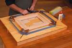31-MD-00684 - Easy Adjust Picture Frame Jig Woodworking Plan