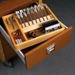 Workshop Drawer Organizer Woodworking Plan