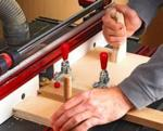 Router Table Cope Cutting Sled Woodworking Plan