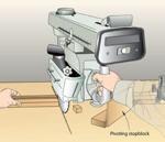 Radial Arm Saw Stopblock Woodworking Plan