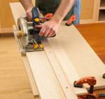 Zero Clearance Cutoff Guide Woodworking Plan