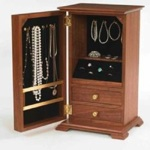 31-MD-00725 - A Gem of a Jewelry Chest Woodworking Plan