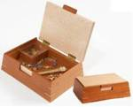Slant-Sided Music Box Woodworking Plan