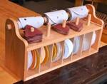Bench top Sanding-Disc Caddy Woodworking Plan