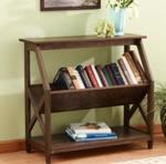 Book Nook Bookcase Woodworking Plan
