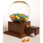 Glass Globed Gumball Machine Woodworking Plan
