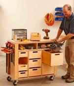 Workshop in a Box Woodworking Plan