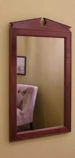 Federal Pediment Mirror Woodworking Plan