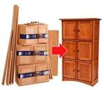 Fine Furniture from Stock Cabinets Woodworking Plan