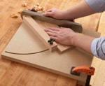 Shooting Board for Perfect Miters Woodworking Plan
