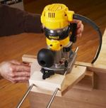 31-MD-00930 - Dual Purpose Router Edge Guide Woodworking Plan
