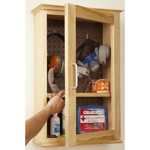 Safety Gear Cabinet Woodworking Plan