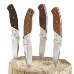 Folding Knife Woodworking Plan