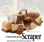 31-MD-00978 - Construction Grade Scraper Woodworking Plan